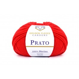 Ruby Red - 100% Merino Prato - 50 grams