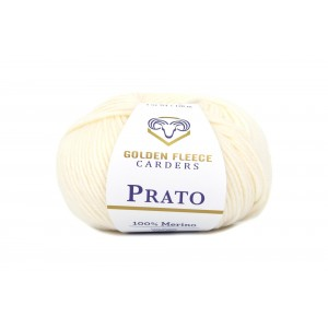 Pure White - 100% Merino Prato - 50 grams