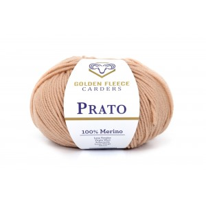 Tan Brown - 100% Merino Prato - 50 grams